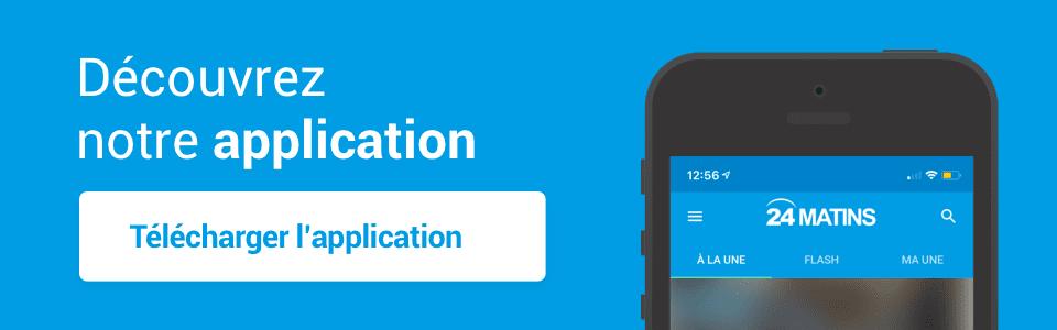 Application mobile 24matins