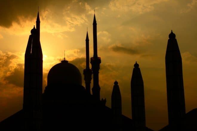 Photo d'illustration. Une mosquée.