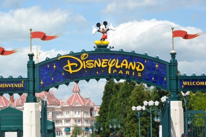 Disneyland Paris. Image d'illustration.