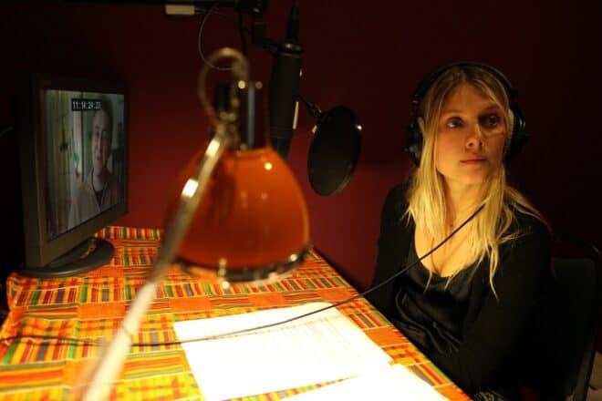 """Mélanie Laurent réalise le doublage du documentaire 'The end of the Line"""""""