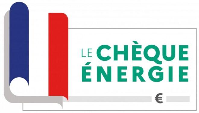 Le logo du 'Chèques énergie'