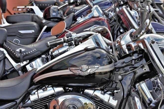 Une concession motos