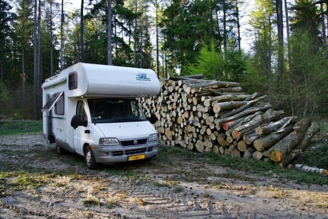 Un camping-cars