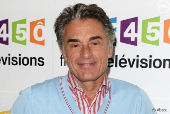 Gérard Holtz sur France TV