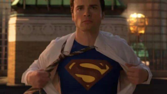 Smallville Superman