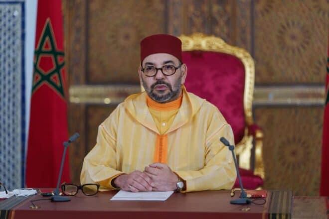 SM le Roi adresse un discours au Parlement à l'occasion de l'ouverture de la 1ère session de la 1ère année législative de la 11ème législature
