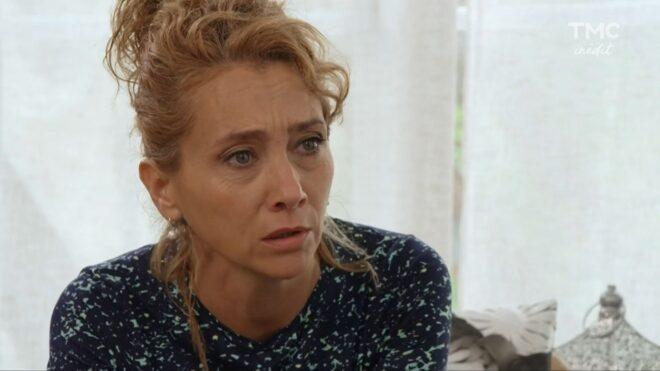 """Ange (Les Mystères de l'Amour saison 26, épisode 24 """"Binaire et non-binaire"""")."""