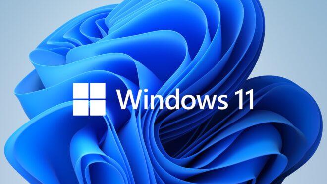 Le logo de Windows 11.